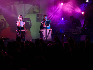 """Infest (festival) - """"The UK's Premier Festival of Alternative Electronic Music"""""""