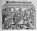 """Marsilius Ficinus's """"Von dem gesunden und langen leben I"""" Wellcome L0006183.jpg"""
