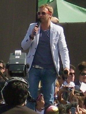 Martín Cárcamo - Image: Martín Cárcamo