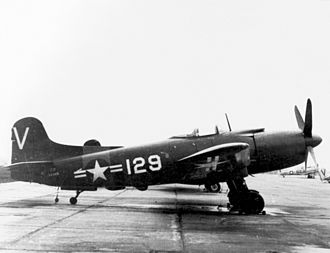 Martin AM Mauler - A Naval Air Reserve AM-1Q