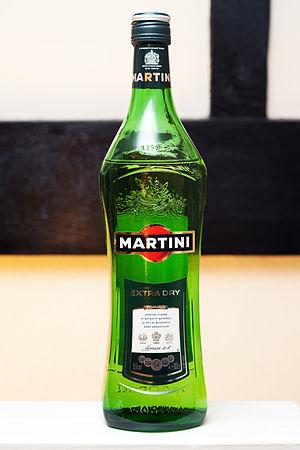 Martini (vermouth) - Martini Extra Dry