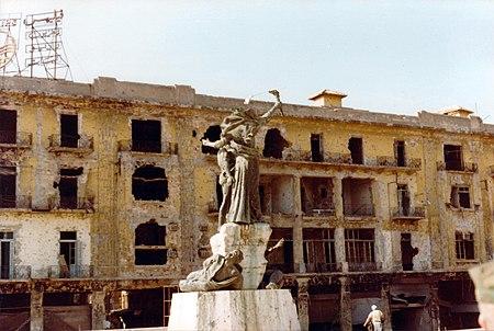 Perang Saudara Lubnan