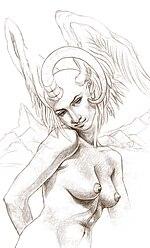 Matías Argudín -Aparición de un Angel