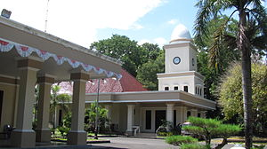 Mataram (city) - Mataram City Hall