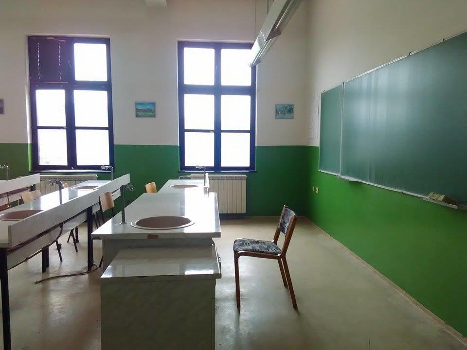 Matematicki kabinet Gimnazije