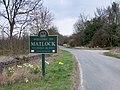 Matlock boundary sign. - geograph.org.uk - 152609.jpg