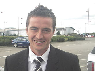 Matt Oakley - Oakley in his Derby County days.