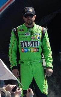 Matt Crafton American stock car racing driver
