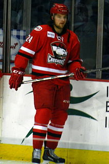 Matt Marquardt Canadian ice hockey player