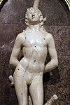 Matteo civitali, tempietto del volto santo, 1482-84, 02 san sebastiano 4.JPG