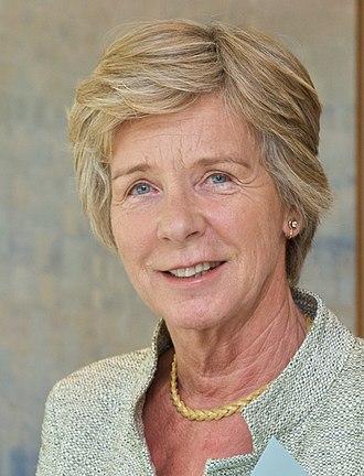 Maud de Boer-Buquicchio - Image: Maud de Boer Buquicchio new