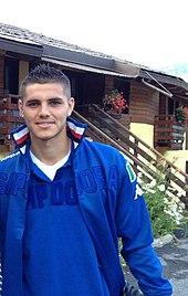 Icardi alla Sampdoria nel 2012