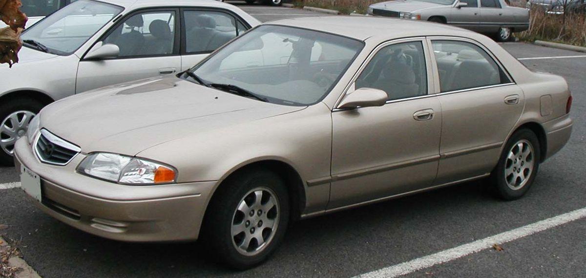 Mazda Cx 3 >> Mazda 626 - Wikipedia