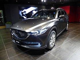 Mazda Cx 8 Wikipedia