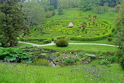 Maze - Glendurgan Garden - Cornwall, England - DSC01818.jpg