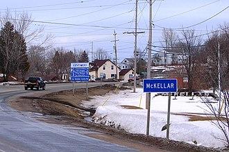 McKellar, Ontario - Image: Mc Kellar ON 1