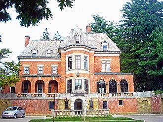 University of Pittsburgh at Titusville - McKinney Hall