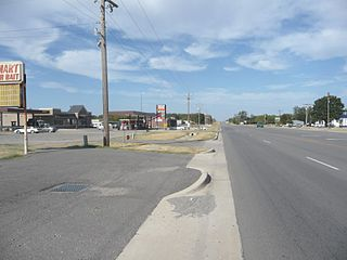 Mead, Oklahoma Town in Oklahoma, United States