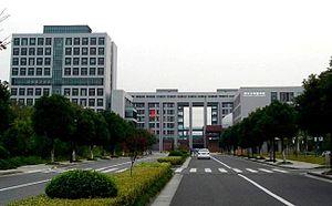 Zijin'gang Campus, Zhejiang University - Medical School