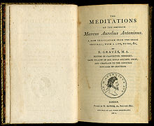 First page of Meditations