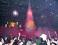 Megatrón en discoteca Fabrik.jpg
