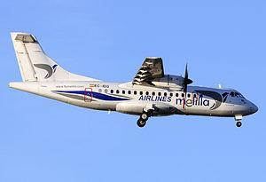 Melilla Airlines - Melilla Airlines ATR-42-300