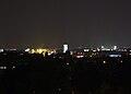 Memmingen - Gewerbegebiet Nord bei Nacht 1.jpg