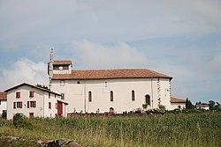 Mendionde Lekorne Eglise.JPG