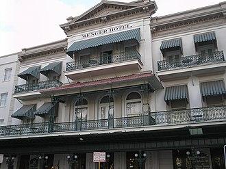 Robert M. Ayres - Image: Menger Hotel San Antonio Texas 14 Nov 2005