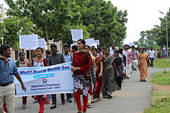 Mental Health Awareness Rally, 2014.JPG