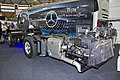 Mercedes-Benz O500LE chassis on display at the 2013 Australian Bus & Coach Show (1).jpg