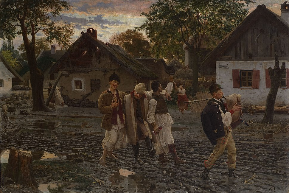 Merry brothers 1887