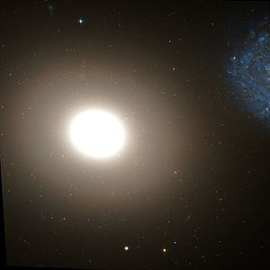 Messier 60 - Image: Messier 60 Hubble Wiki Sky