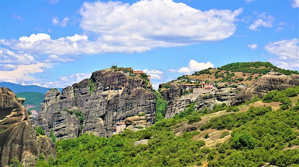 Meteora and Meteora's Monasteries