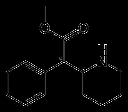 Methylphenidate-2D-skeletal.png