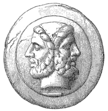 Janus Mythologie Wikipedia