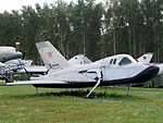 MiG-105 at Central Air Force Museum pic3.JPG