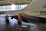 MiG-21PF - Pacific Aviation Museum (7451449470).jpg