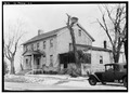 Michael Brisbois House, Prairie du Chien, Crawford County, WI HABS WIS,12-PRACH,1-1.tif