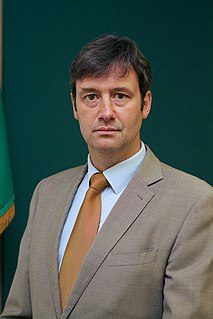 Michael W. DArcy Irish politician