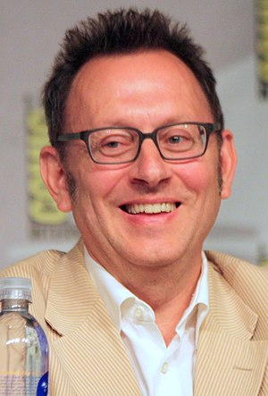 Michael Emerson - Emerson at the 2013 San Diego Comic Con