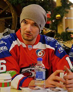 Michal Birner Czech ice hockey forward