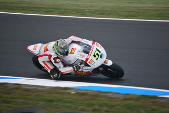 Michele Pirro - Pirro at the 2012 Australian Grand Prix