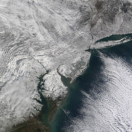 Mid-Atlantic region - satellite image - Blizzard of 2009.jpg
