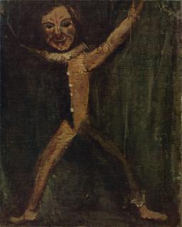 MigishiKōtarō-1930-Marionette