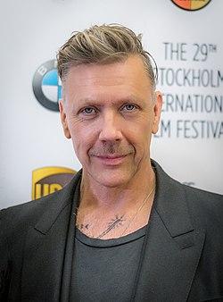 Mikael Persbrandt 2018.
