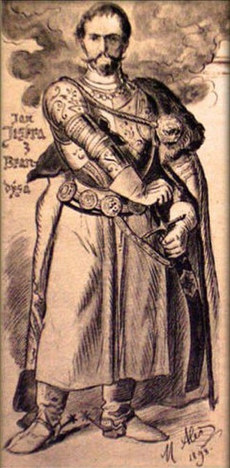 John Jiskra of Brandýs - John Jiskra