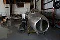 Mikoyan-Gurevich MiG-17F Fresco-C RNose KAM 11Aug2010 (14797306237).jpg