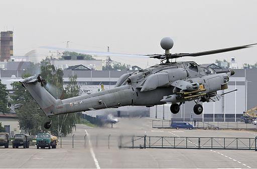 Mil Mi-28NE Medvedev-1