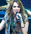 Miley Cyrus - Wonder World Tour - Party in the U.S.A. cropped 02.jpg